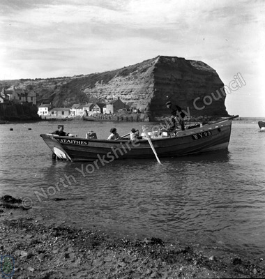 Staithes, Fishing